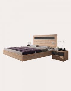 Muestra de una cama en Colunga - Asturias
