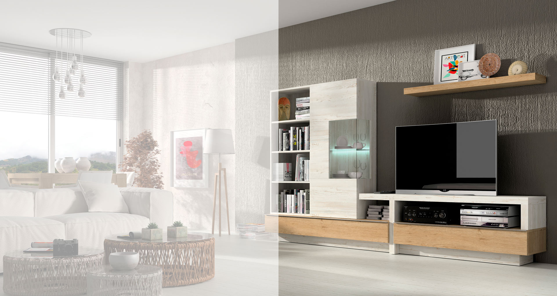 Muebles pacoli todo tipo de mobiliario para el hogar en - Mobiliario para el hogar ...