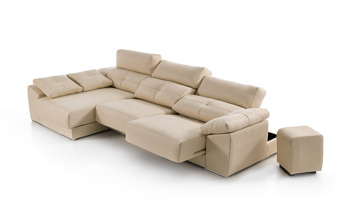 Muestra de sofás en Colunga - Asturias